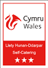 3 star self catering Wales